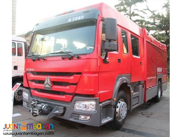 Fire Truck 5m3 capacity