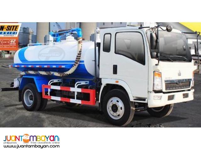 Sewage Truck 115HP