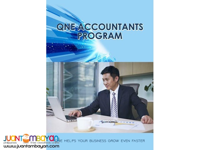 QNE Financial Software-Accounting and Payroll