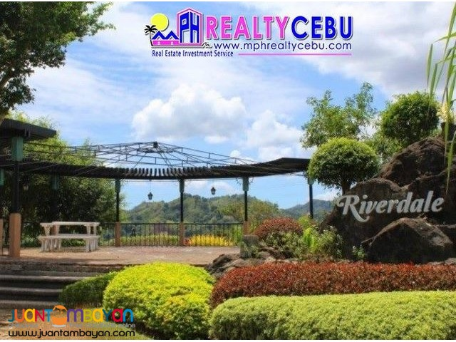 309sqm Lot For Sale at Riverdale Subd. in Talamban, Cebu City