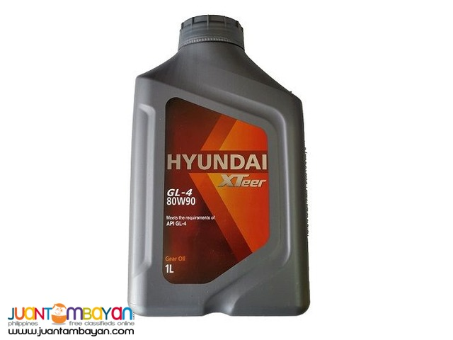 Hyundai XTeer GL4 (For Manual Transmission) 1 Liter