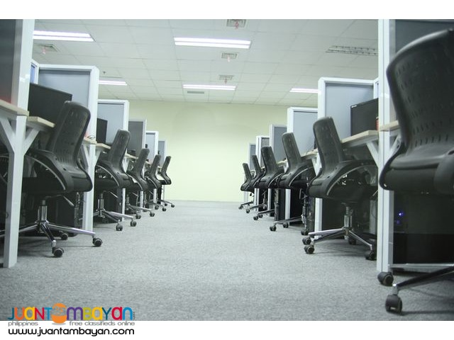 Call Center Seat Lease - Cebu & Mandaue