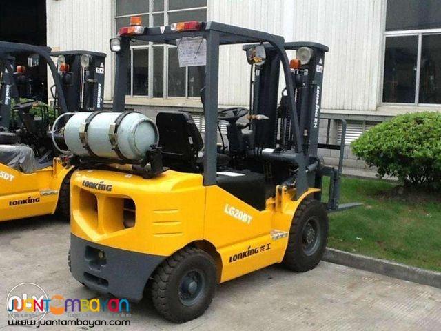 LG20DT Diesel Forklift Engine  (XINCHAI C490BPG & ISUZU)