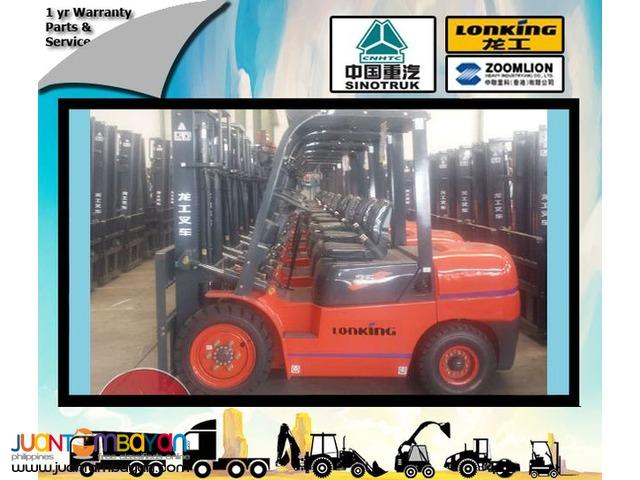 LG35DT Diesel Forklift Engine  (Xinchai & Isuzu)