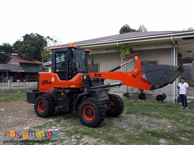 D.E 929 Wheel Loader Payloader 0.7 cubic
