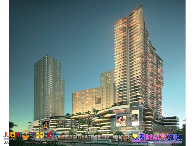 28.01m² Condo at Taft East Gate in Cebu City