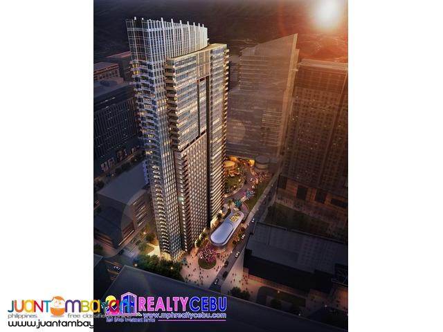 Condo Unit at 38 Park Avenue in Cebu City (60.24m², 1 BR)