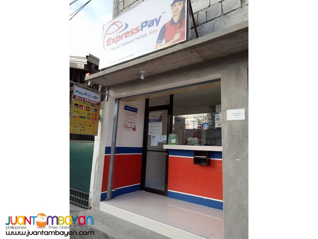 Franchise Business 9-in-1 Bayad Center, Remittance and More