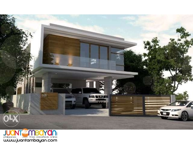 For Sale 4Bedroom House and Lot rfo in Banilad Cebu