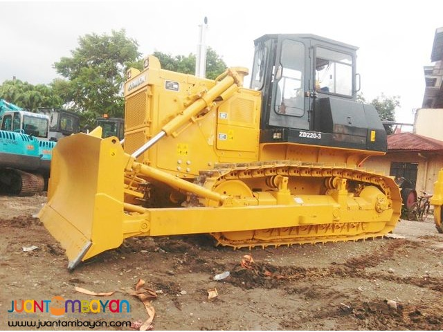 ZOOMLION ZD220-3 Bulldozer without ripper