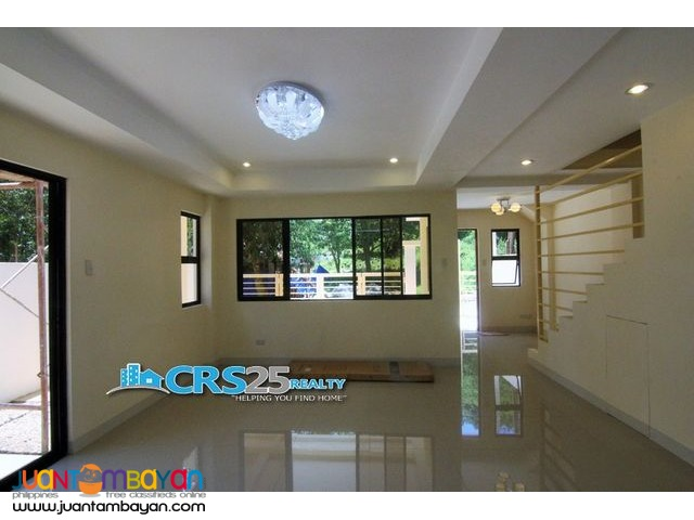 3Bedroom RFO House and Lot for Sale in Metropolis Talamban