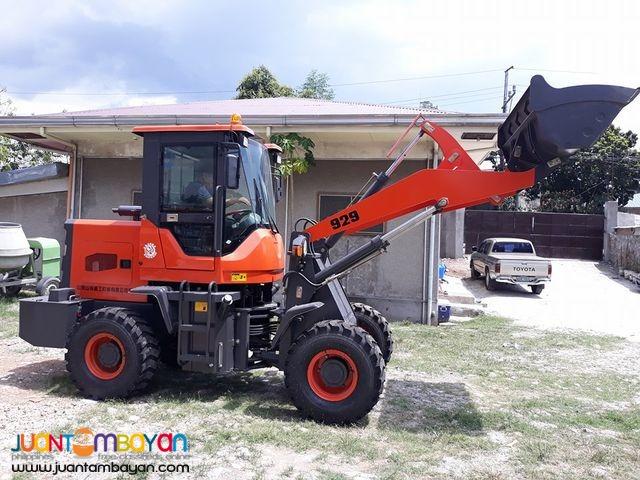 Dragon Empress DE-929 wheel loader 0.7 cubic payloader brand new