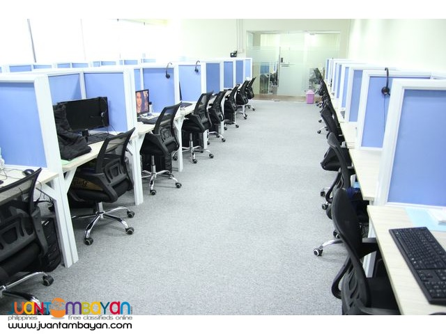BPOSeats.com's Seat Lease Service Creates Customized Offices