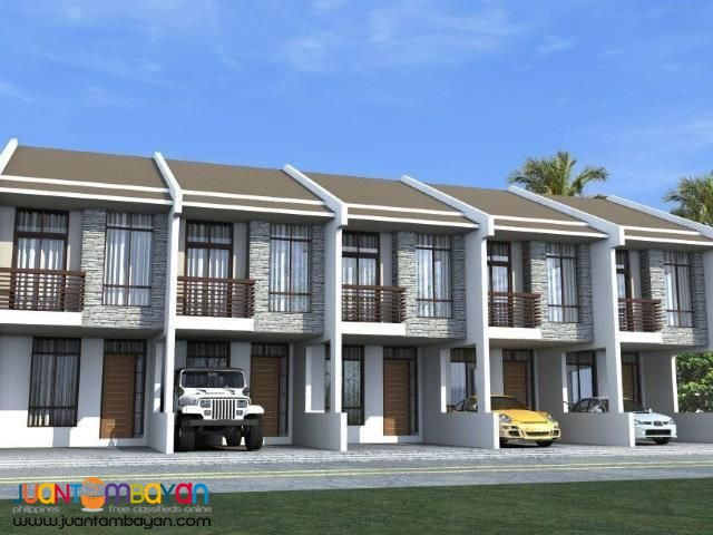 3Bedroom Townhouse for Sale Pre-Selling in Talamban Cebu
