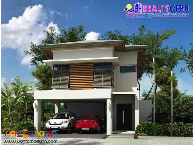 Single Detached Furnished House at Botanika in Cebu | RFO!
