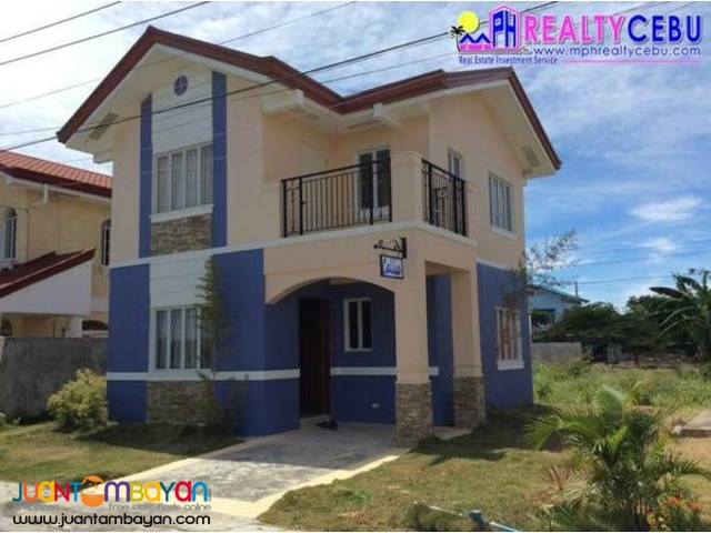 Callia Model House For Sale in Lapu-Lapu, Cebu | 87m², 4BR