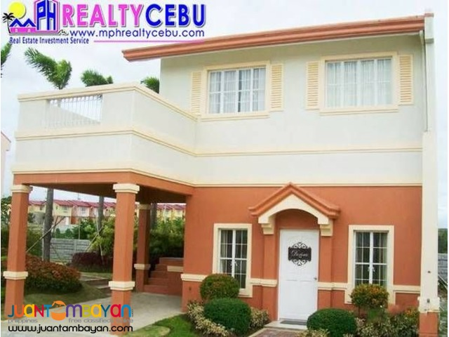 3BR READY FOR OCCUPANCY HOUSE | AZIENDA GENOVA, CAMELLA TALISAY