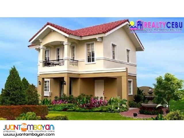 4BR READY FOR OCCUPANCY HOUSE | CAMELLA VITTORIA, LAPU-LAPU CEBU