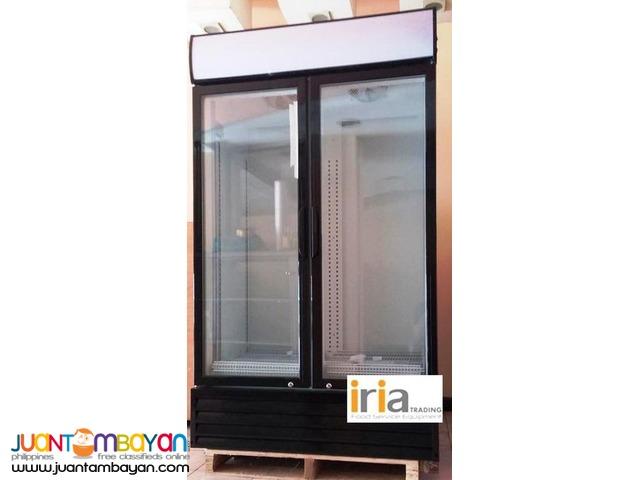 2 Door Upright Display Chillers