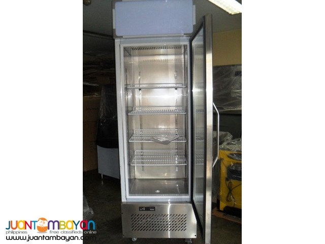1door Upright Display Freezer