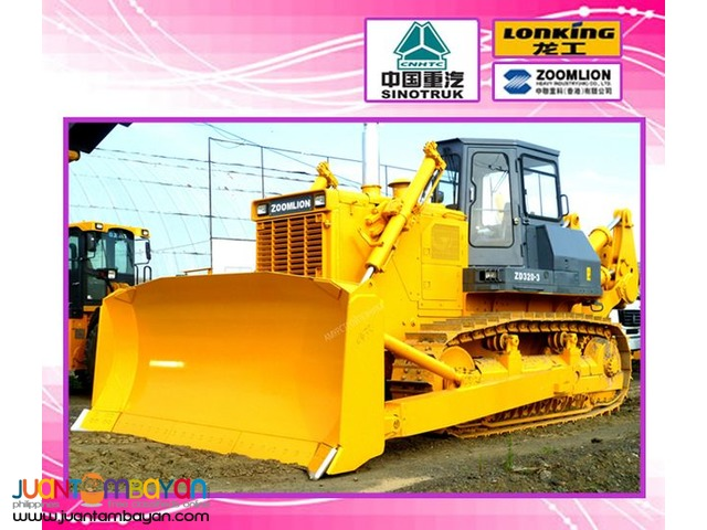 Zoomlion ZD320-3 Without ripper Brand new Bulldozer