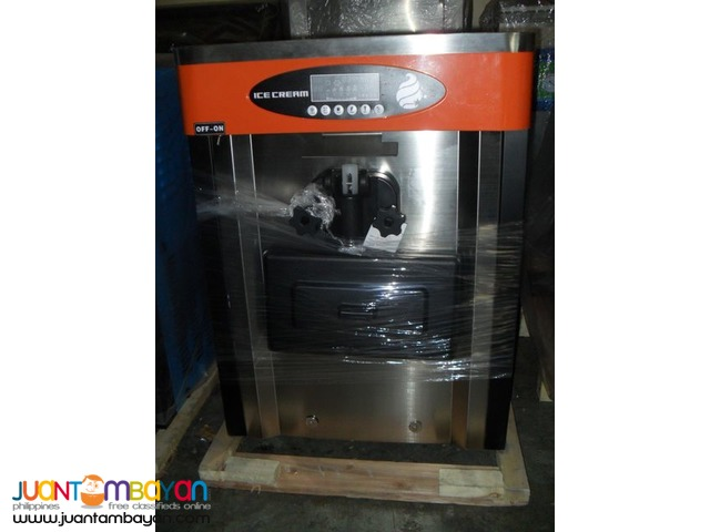 Soft Ice Cream Machine (LATEST MODEL) 1 nozzles