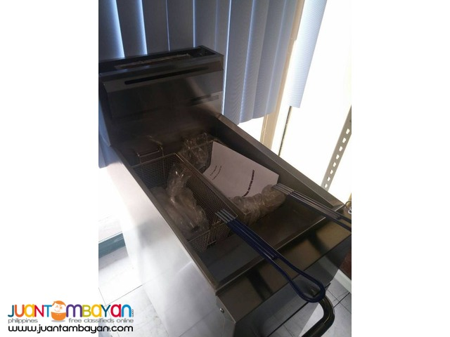 High Quality Gas Deep Fryer (30 liters)