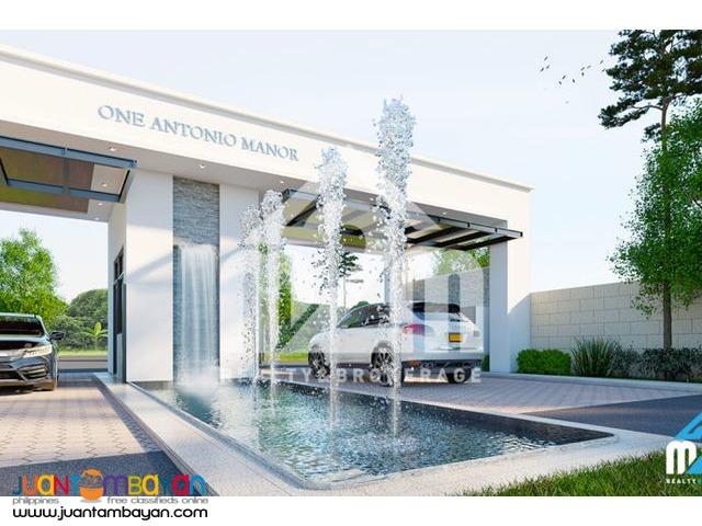 One Antonio Manor located in Lapaz, Bogo City