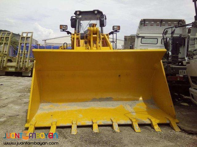 CDM860 Payloader 3.5 cubic Wheel Loader Lonking