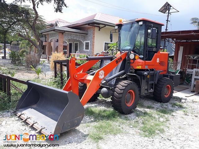 DE.929 Wheel Loader 0.7cubic Payloader