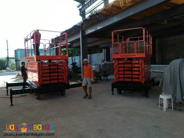 MANLIFT AERIAL WORK PLATFORM