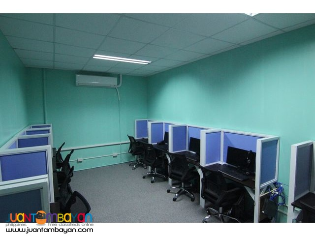 SEAT LEASE with BPOSeats in THE FORT, BGC, MANILA,  PHILIPPINES