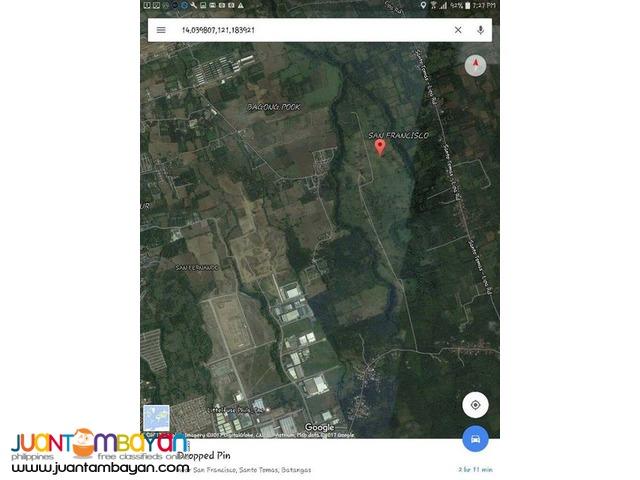 Duplex Low cost Pag Ibig housing in Santo Tomas Batangas