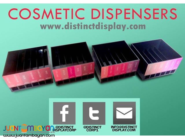Cosmetic Dispenser