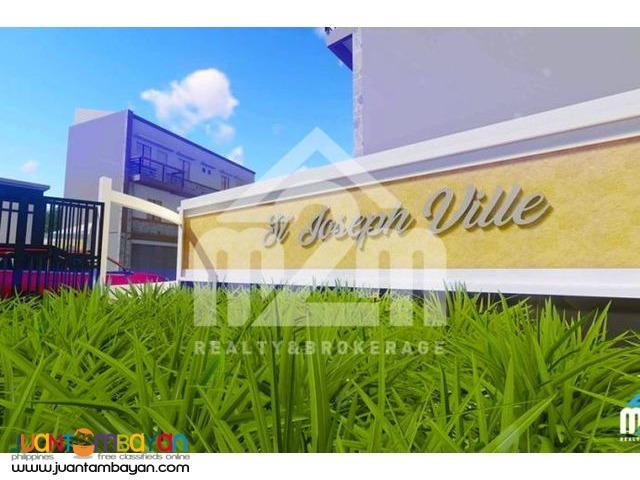 St. Joseph Ville(LOT ONLY) Can-asujan Carcar City, Cebu