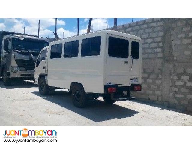 FB Van 102HP