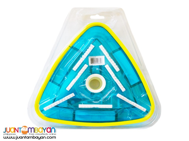 Stinger Clear Brush Vac Triangle (VH3240PP)