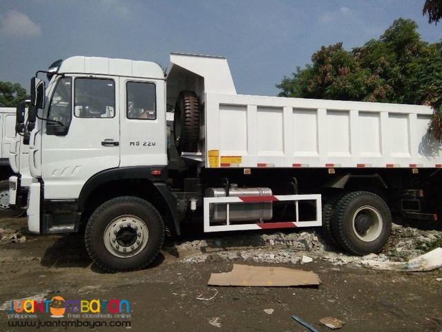 4x4 Dump Truck 6wheeler