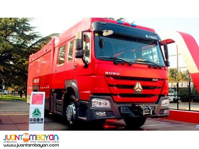 Fire Truck 160HP