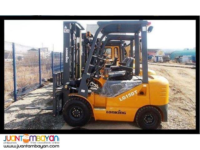 Diesel Forklift LG15DT