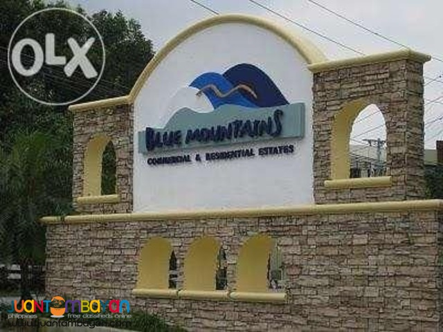 150sqm Residential Lot BLUE MOUNTAINS Antipolo FOR SALE