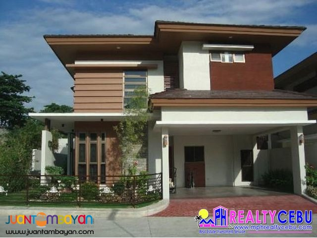 House and Lot at Casa Rosita Cebu (305m² 4BR 4TB)