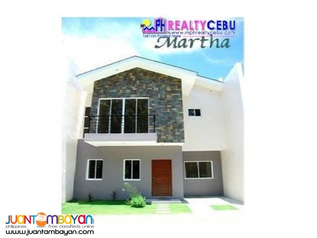 2 Storey Single Attached House in Liloan Cebu (86m²,4BR)