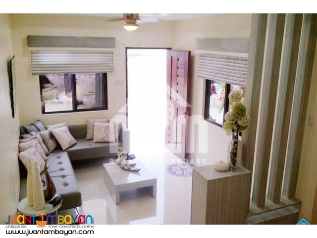 South City Homes Henia Model a 2-STOREY TOWNHOUSE