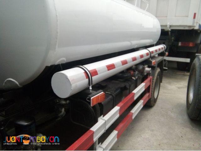 H3 Homan Fuel Tanker 4KL Sinotruk 6wheeler