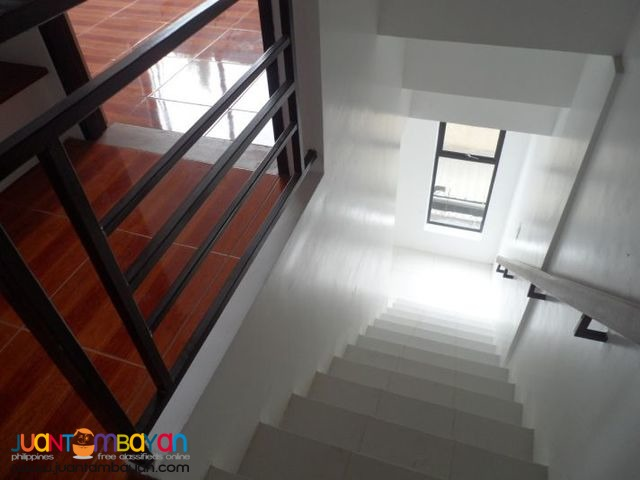 Modern Townhouse with Security Near Congressional T.Sora Q.C