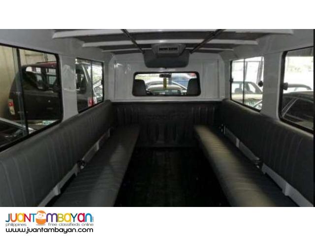 Homan FB Van
