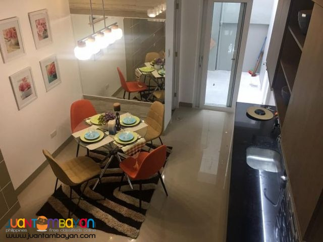 3BR Classy Townhouse One ride to Sm north trinoma Visa.T.Sora Q.