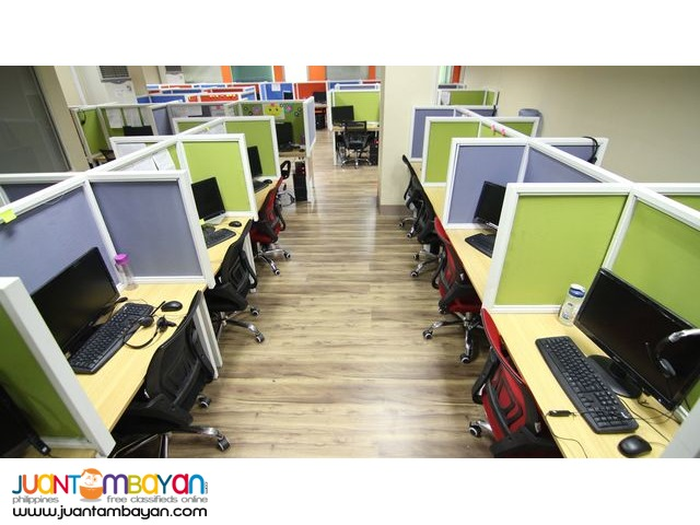 Most Trusted and Largest Seat Lease Company in Cebu