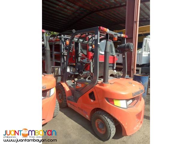 LG25AC Electric Forklift,(2500kg)